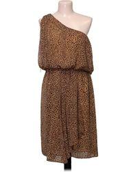Oasis Robe - Taille 40 Robe - Marron