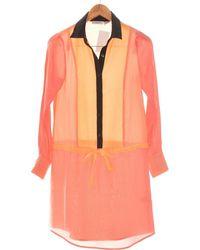 La Redoute Robe Courte 36 - T1 - S Robe - Rose