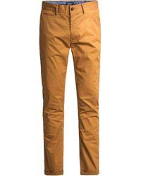 Salsa Pantalon chino ANDY Slim Slim Chinots - Multicolore