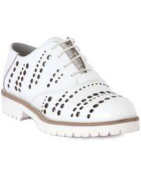 Momenti SPECCHIO Chaussures - Blanc