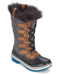 Sorel - Tofino Women's High Boots In Brown - Lyst