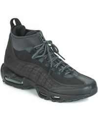 wholesale dealer 22ad0 9fe3d Nike - Air Max 95 Sneakerboot Mid Boots - Lyst