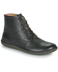 Kickers Boots - Noir