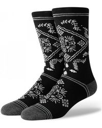 Stance Bandero Stockings - Black