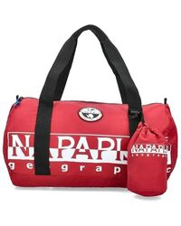 Napapijri Bering Pack Sports Bag - Red