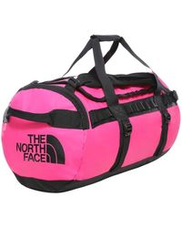 The North Face Base Camp Duffel M - Rosa