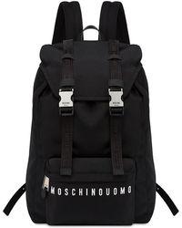 Moschino Mochila A 7609 8201 2555 - Negro
