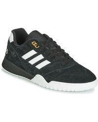 adidas Lage Sneakers A.r. Trainer - Zwart