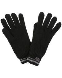 Regatta Balton' Fleece Lined Gloves - Black