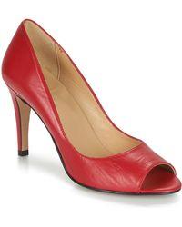 Betty London Zapatos de tacón EMANA - Rojo