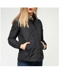 Geox CHAQUETA MUJER INVIERNO Coupes vent - Bleu