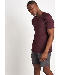 Rhone - Scout Crew Neck Fudge Men's T Shirt In Multicolour - Lyst