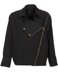 Wesc - Yuki Women's Jacket In Black - Lyst