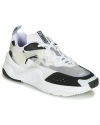 PUMA Sneakers Rise - Wit