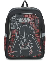 Disney - Star Wars Sac A Dos Boys's Children's Backpack In Black - Lyst