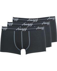Sloggi Boxers - Noir