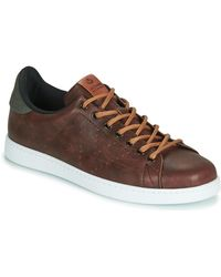Victoria TENIS PU CONTRASTE Chaussures - Marron