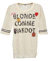 Brigitte Bardot Blouses - Neutre