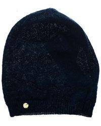 Armani Jeans Bonnet - Bleu