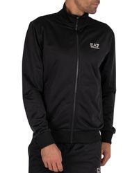 EA7 Veste Jersey Survàatement - Noir