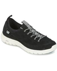 Caterpillar   Swain Women's Shoes (trainers) In Black   Lyst