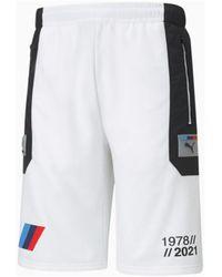 PUMA Short BMW M$SKU Short - Blanc