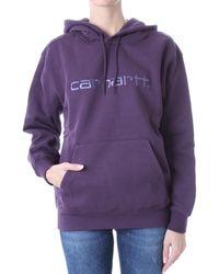 Carhartt Sweater I027476 - Paars