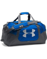 Under Armour - Undeniable Duffle 30 L Men's Sports Bag In Blue - Lyst