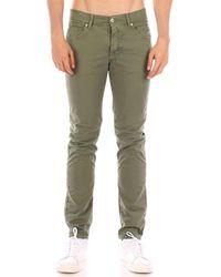 Roy Rogers Pantalón 529 PUNTINO pantalones hombre verde