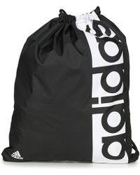 07de5de579 Adidas Per Logo Gb Women s Bag In Green in Green for Men - Lyst