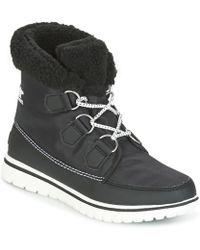 Sorel Cosy Carnival High Boots - Black