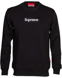 Supreme LM20-10101-TE Sweat-shirt - Noir