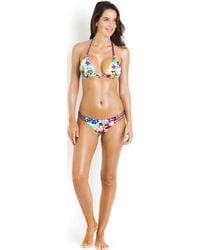 Where To Buy Low Price Eastbay Bikini Top Bandeau Push-up BANANA MOON Floral print - Trobo Maranhao Banana Moon Cheapest Online Discounts For Sale Free Shipping Reliable 8q8diw5L