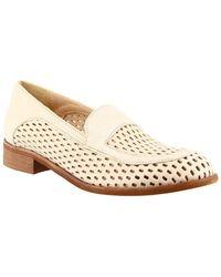 Leonardo Shoes 2001marc Ghiaccio Loafers / Casual Shoes - White