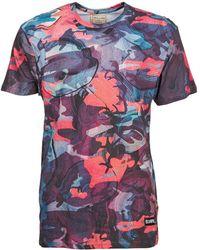 ELEVEN PARIS - Harel M Men's T Shirt In Multicolour - Lyst