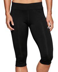 Asics Jogging Silver Knee Tight Women - Noir