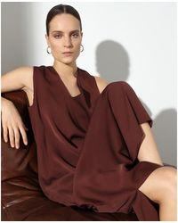 Woman El Corte Inglés 07H2608 Robe - Marron