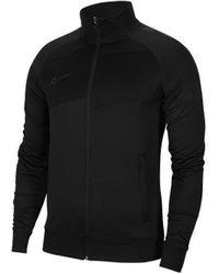 Nike Dry Academy Pro Track Tracksuit Jacket - Black