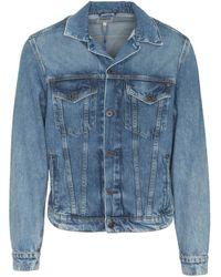 Pepe Jeans Veste PM400908WG5 - Bleu