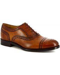 Leonardo Shoes 07010 NAIROBI CUOIO Chaussures - Marron