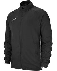 Nike Trainingsjack Dry Academy 19 Track Jacket - Grijs