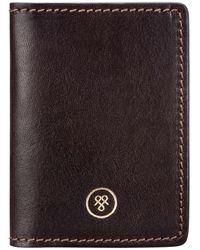 Maxwell Scott Bags Choc Women's Briefcase In Brown