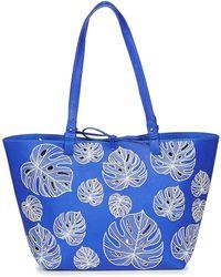 726b9f1bc1653 Desigual Indian Galactic London Mini Women s Shoulder Bag In Blue in ...