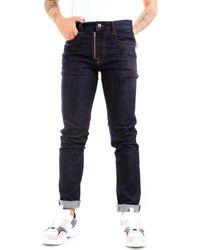 Bikkembergs Jeans CQ10120S3393 - Bleu