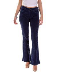 Pepe Jeans PL211343YD52 Pantalon - Bleu