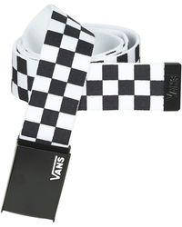 Vans Long Depster Web Belt Belt - Black