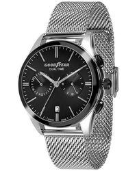Goodyear Reloj analógico UR - G.S01228.01.01 - Metálico