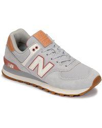 New Balance Lage Sneakers 574 - Grijs
