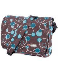 Smith's - Circles Men's Messenger Bag In Multicolour - Lyst