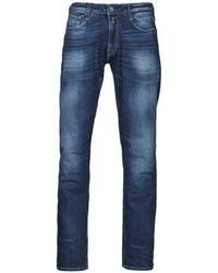 Replay Jeans Rocco Pants - Blu